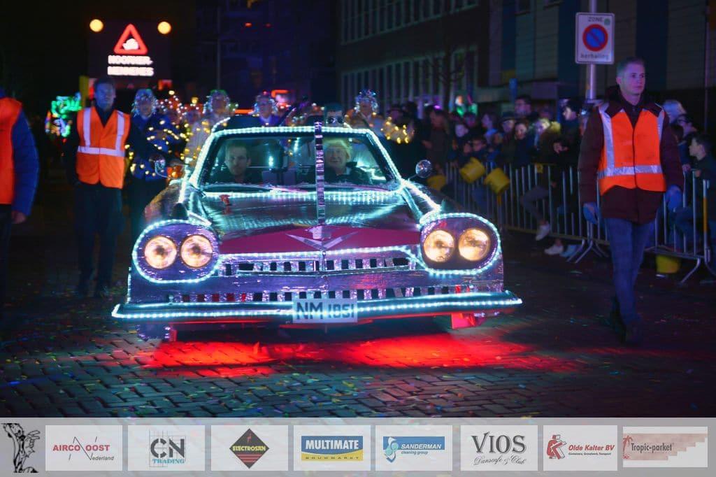 Foto's Twentse Lichtparade