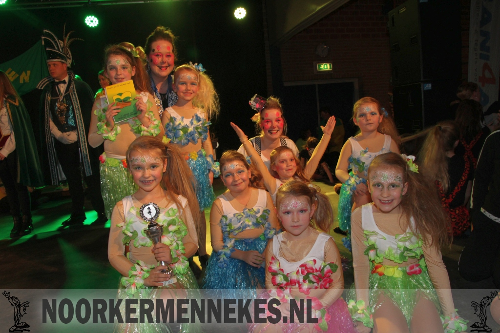 Dansmarietjes concours Olst